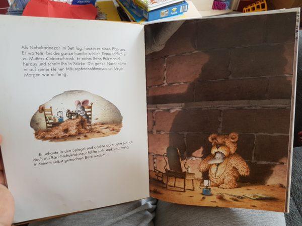 Das Buch MäuseKatzenBärenStark